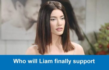 The Bold and the Beautiful spoilers : Who will Liam finally support?
