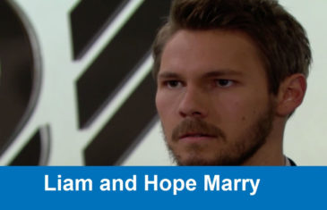 The Bold and the Beautiful Spoilers : Liam and Hope Marry