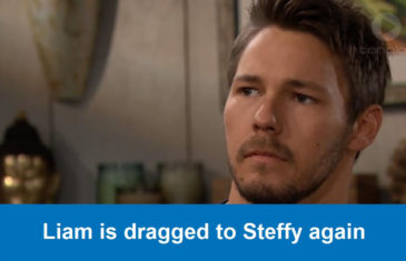 The Bold and the Beautiful spoilers : Liam is dragged to Steffy again