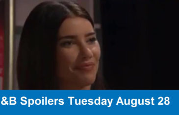 The Bold and the Beautiful Spoilers Tuesday August 28