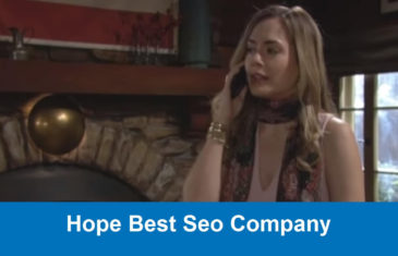 The Bold And The Beautiful Spoilers : Hope Best Seo Company
