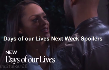 Days of our Lives Next Week Spoilers (September 4 – 7)