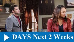 Days of Our Lives Spoilers: Next 2 Weeks