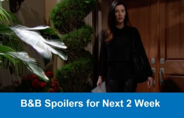 The Bold and the Beautiful Spoilers for Next 2 Week