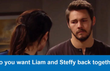 Bold and Beautiful Spoilers : Do you want Liam and Steffy back together