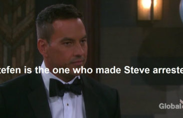 Days of Our Lives Spoilers : Stefen is the one who made Steve arrested