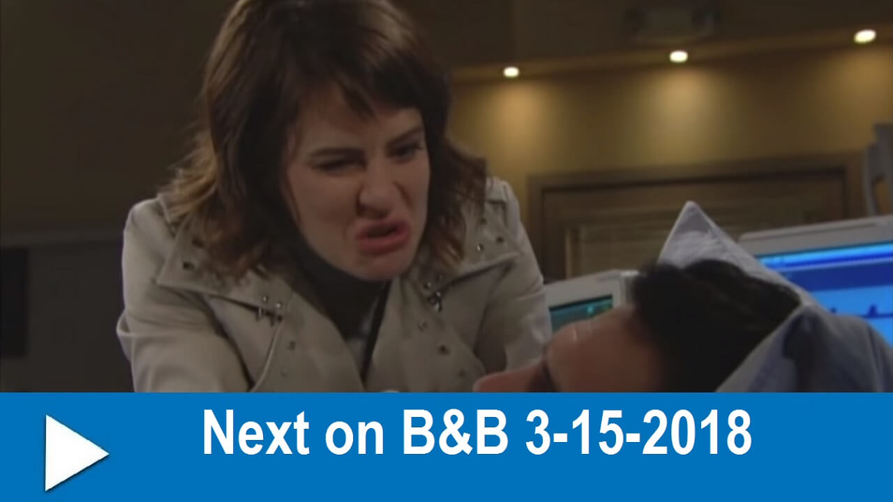 Next on The Bold and the Beautiful 3-15-2018