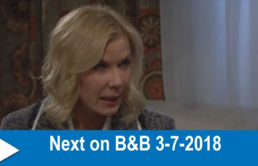 Next on The Bold and the Beautiful 3-7-2018