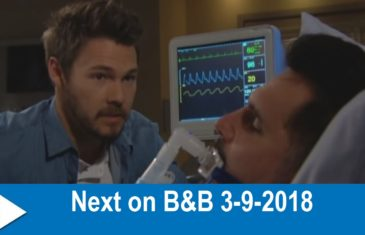Next on The Bold and the Beautiful 3-9-2018
