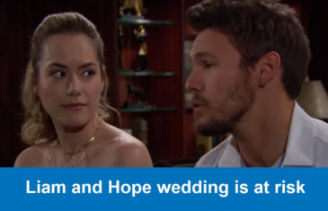 The Bold and the Beautiful spoilers : Liam and Hope wedding is at risk