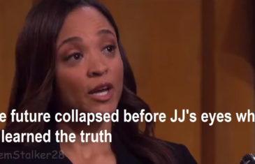 DAYS Spoilers : The future collapsed before JJ's eyes when JJ learned the truth