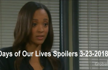 Days of Our Lives Spoilers 3-23-2018
