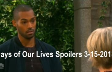 Days of Our Lives Spoilers 3-15-2018