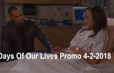 Days Of Our Lives Promo 4-2-2018