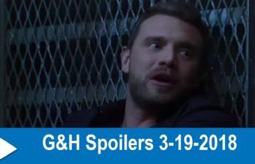 General Hospital Spoilers 3-19-2018