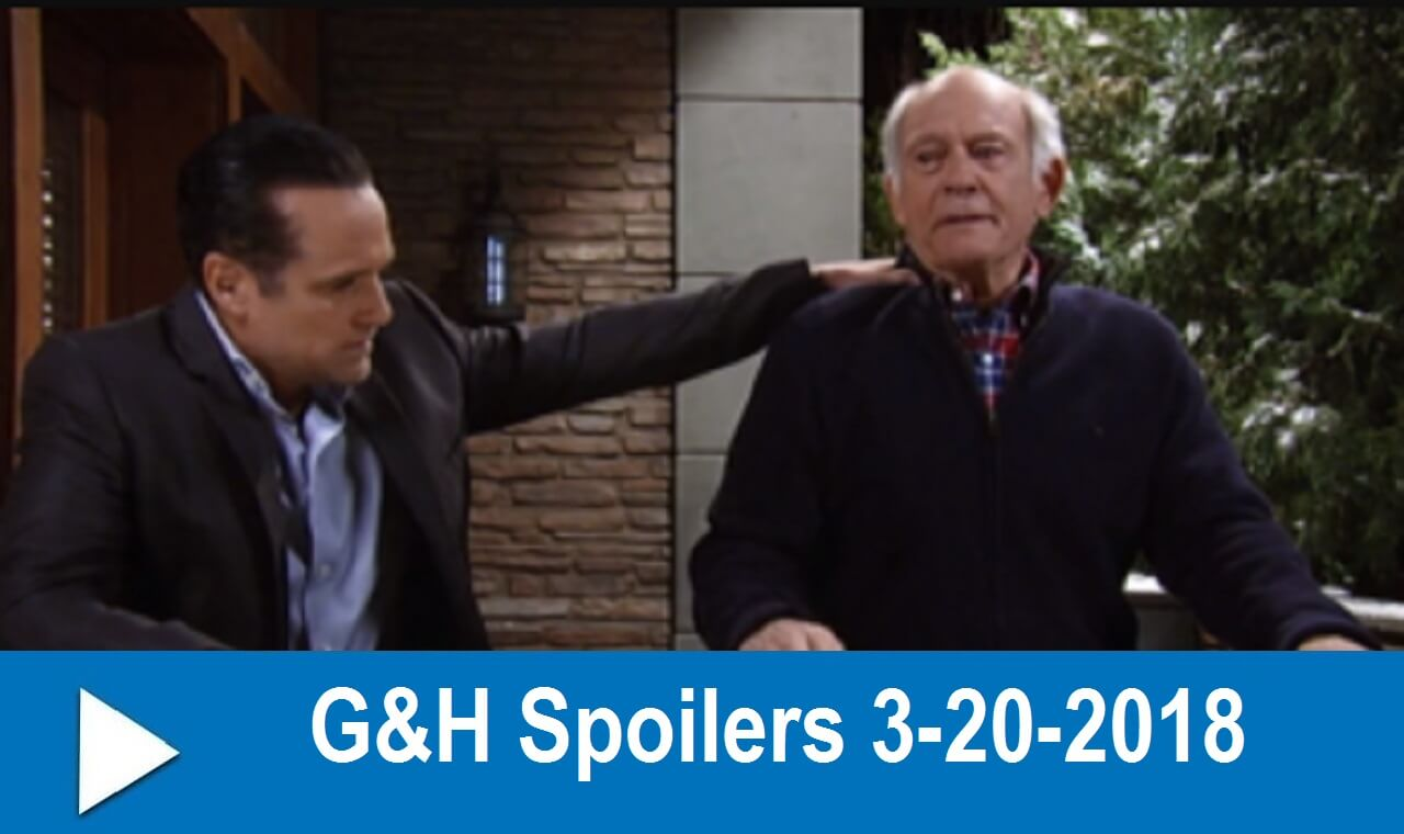 General Hospital Spoilers 3-20-2018 : Mike's Shocking News