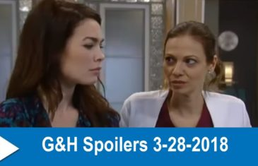 General Hospital Spoilers 3-28-2018
