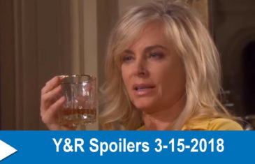 The Young and the Restless Spoilers 3-15-2018
