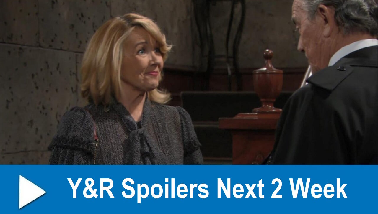 The Young And The Restless Spoilers Next 2 Week