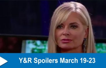 The Young and the Restless Spoilers March 19-23