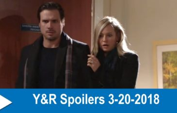 The Young and the Restless Spoilers 3-20-2018
