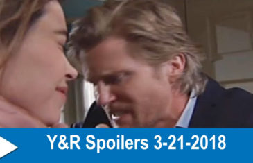 The Young and the Restless Spoilers 3-21-2018