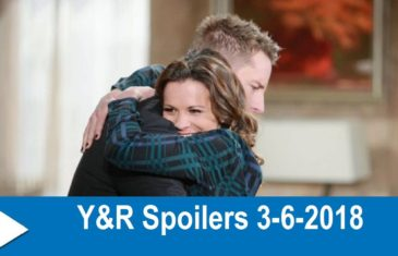 The Young and the Restless Spoilers 3-6-2018