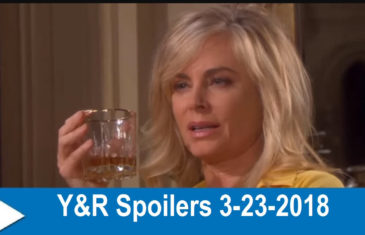 The Young and the Restless Spoilers 3-23-2018