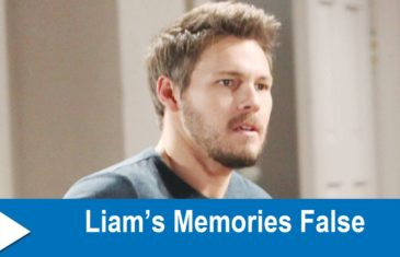 The Bold and the Beautiful Spoilers: Liam's Memories False