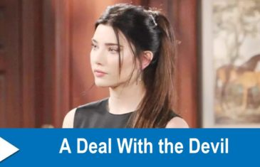 The Bold and the Beautiful Spoilers:A Deal With the Devil