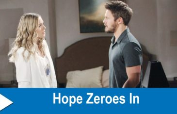 The Bold and the Beautiful Spoilers : Hope Zeroes In