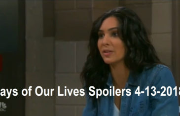 Days of Our Lives Spoilers 4-13-2018