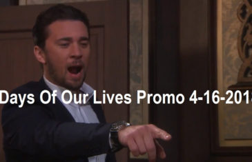 Days Of Our Lives Promo 4-16-2018