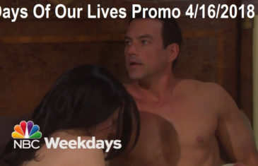 Days Of Our Lives Promo 4/16/2018