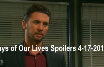 Days of Our Lives Spoilers 4-17-2018