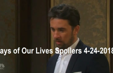 Days of Our Lives Spoilers 4-24-2018