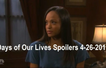 Days of Our Lives Spoilers 4-26-2018