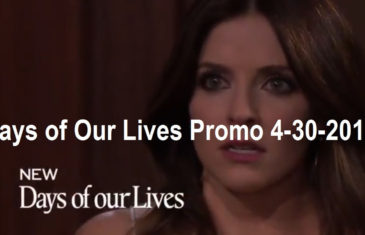 Days of Our Lives Promo 4-30-2018