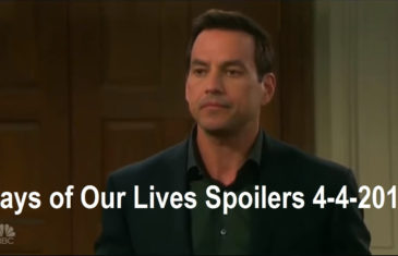 Days of Our Lives Spoilers 4-4-2018