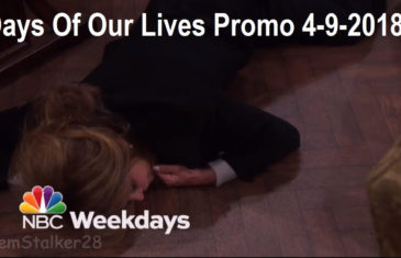Days Of Our Lives Promo 4-9-2018