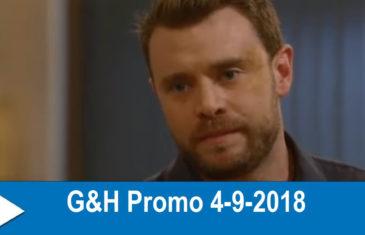 General Hospital Promo 4-9-2018