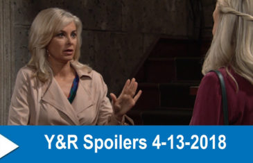 The Young and the Restless Spoilers 4-13-2018