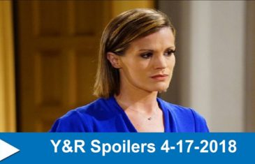 The Young and The Restless Spoilers 4-17-2018