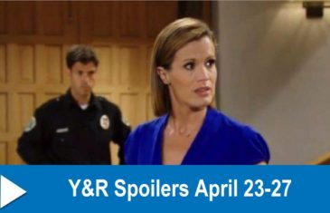 The Young and the Restless Spoilers April 23-27