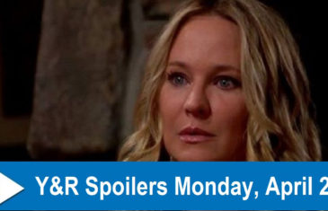 The Young and the Restless Spoilers Monday, April 23