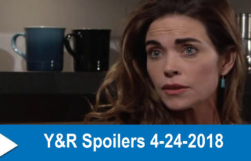 The Young and the Restless Spoilers 4-24-2018