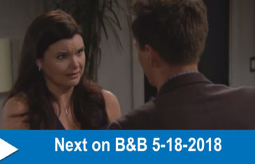 Next on The Bold and the Beautiful 5-18-2018