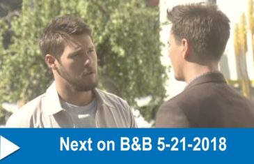 Next on The Bold and the Beautiful 5-21-2018
