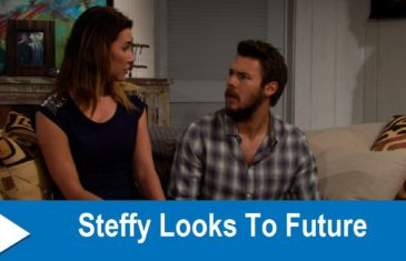 The Bold and the Beautiful Spoilers : Steffy Looks To Future
