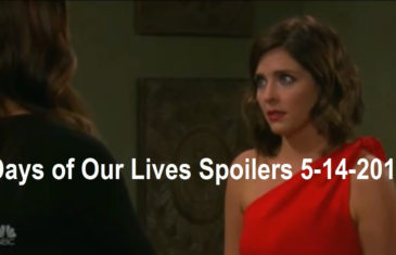 Days of Our Lives Spoilers 5-14-2018